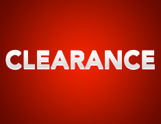 Shop Our Apparel Clearance